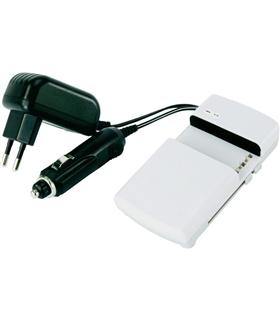 5025143 - Carregador Universal Baterias Lithium - 5025143