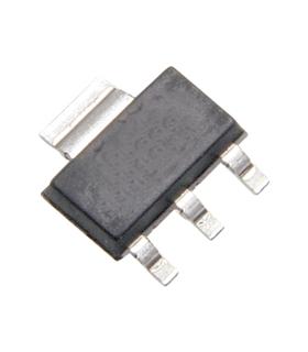 BSP126 - Mosfet N, 250V, 0.375A, 1.5W, 5 Ohm, SOT223 - BSP126