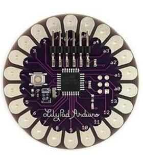 LilyPad Arduino 328 Main Board - A000011
