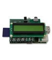 PIFACE CONTROL & DISPLAY - I/O BOARD WITH LCD DISPLAY