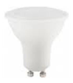 Lâmpada GU10 LED 230VAC 6W 3000K 480lm - LED-POL ORO-GU10-SC - MX3062132