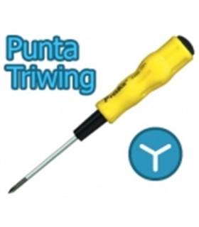 Chave TRI-WING 3x135µm - ProsKit 89400-TRI - 89400TRI