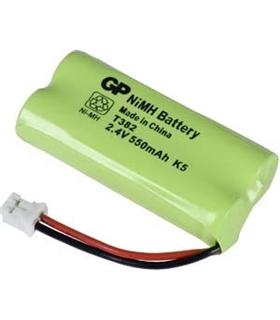Pack Acumuladores NI/CA  - 2.4V 650mah - 1692N600