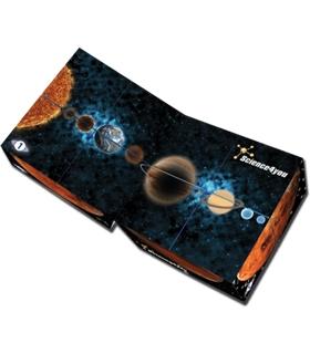 Kit Cubo Científico - Sistema Solar - 397620