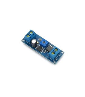 12V Delay Timer Switch Module Adjustable 0 to 10 Seconds - MX131104002