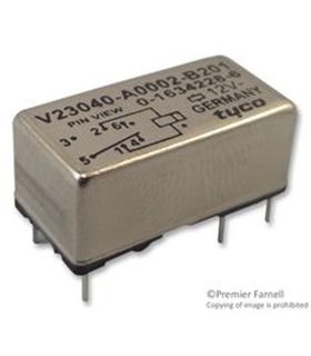 V23040-A0001-B201 - RELAY, PCB, SPCO, 5VDC, 2A - V23040A2B201