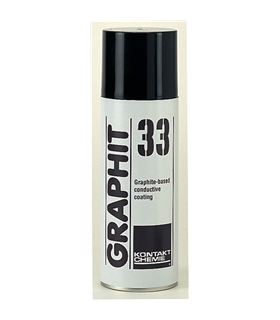 Graphit 33 - Spray de Grafite - 191633