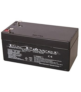 Bateria Gel/Chumbo - 12V 3.3A - 1233