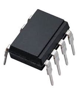 ICE2A0565 - Conversor CA/CC COOLSET IC CUR-MODE PWM, DIP8 - ICE2A0565
