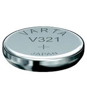 Pilha Óxido De Prata 1.5V sr616 - 169SR321