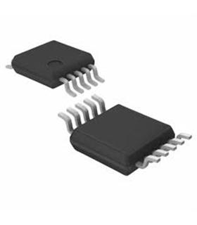 ISL3176EIUZ - CI de Interface RS-422/RS-485, IEC6100 10LD - ISL3176EIUZ