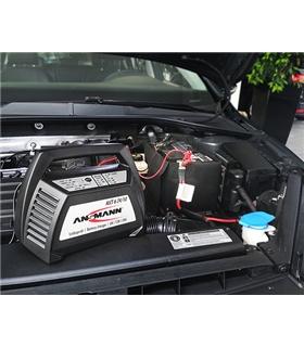 ALCT 6-24/10 - Carregador para Baterias Gel-Chumbo 6/12/24V - 1001-0014