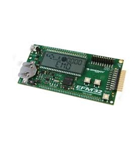 EFM32TG-STK3300 - STARTER KIT, STK3300, TINY GECKO - EFM32TG-STK3300