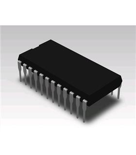 CD74HC154E - LOGIC, 4-TO-16 DECODER/DEMUX, 24DIP - CD74HC154