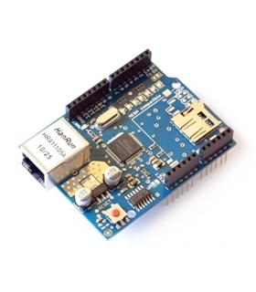 Arduino Wiznet Ethernet W5100 Shield - MX030555