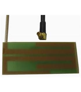 ANT-PCB4520-FL - ANT, PCB, GSM, QUADBAND, 45X20 COAX UFL - ANT-PCB4520-FL