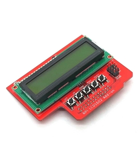 Raspberry PI LCD1602 Add-on - MX131227002