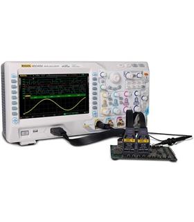 MSO4054  - Osciloscópio de Sinal Misto 500MHz - MSO4054