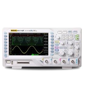 MSO1074Z - Osciloscópio de Sinal Misto, 70MHz - MSO1074Z