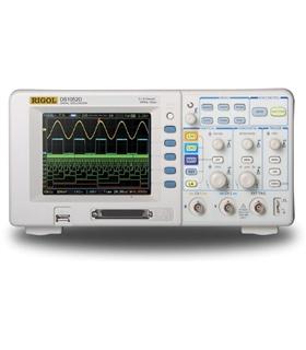 DS1102D - Osciloscópio de Sinal Misto, 100MHz - DS1102D