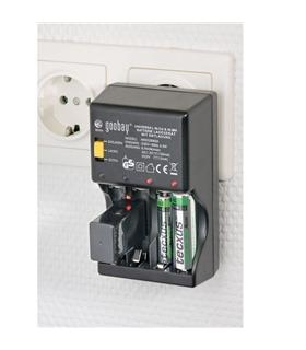 Carregador para baterias AA/AAA 150mA e 9V 13mA - MX0352711