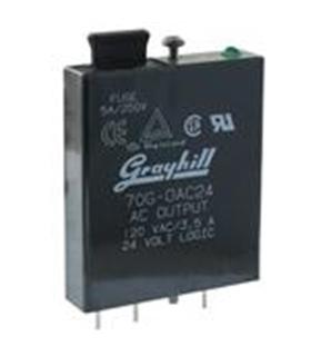70-OAC5A - Módulos de E/S I/O Module Std digital output - 70-OAC5A