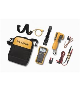 Kit Fluke 116 + termómetro IR 62MAX+ - FLUKE116KIT1