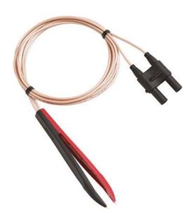 FLUKE TL2X4W-TWZ - 2X4-Wire Ohms Tweezers Test Leads - FLUKETL2X4WTWZ