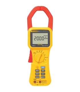 FLUKE 355 - Pinças amperimétricas True-RMS, 2000A AC/DC - FLUKE355