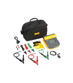 Fluke 1550C/kit - Insulation Resistance Testers Kit 5kV - FLUKE1550C/KIT