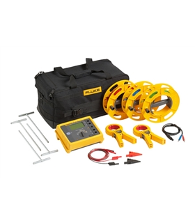 Fluke 1623-2 Kit - Earth Ground Tester Kit, 0-48V - FLUKE1623-2KIT