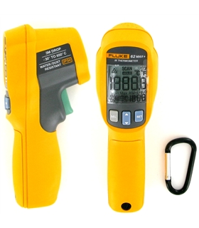 Fluke 62 MAX+ - Infrared Thermometer with Dual-point Laser - FLUKE62MAX+