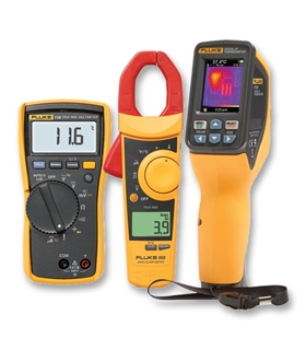 Fluke VT04 HVAC Kit - Visual IR Thermometer and HVAC Kit - FLUKEVT04HVACKIT