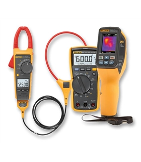 Fluke VT04 ELEC Kit - Visual IR Thermometer Electrical Kit - FLUKEVT04ELECKIT