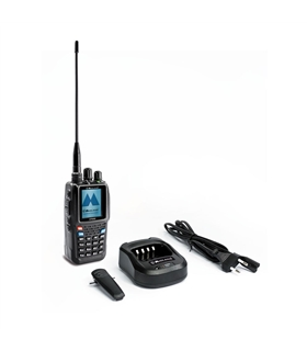 CT890 - Radio Portatil Dual-Band vhf/Uhf - CT890