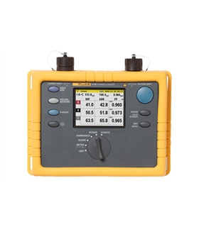 Fluke 1735 - Three-Phase Power Quality Logger - FLUKE1735
