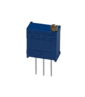Resistencia Multivolta Vertical 500 OHM - 1813500V