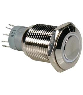V22-11R-12B-S - Interruptor de pressão SPST-NO + SPST-NC - V22-11R-12B-S