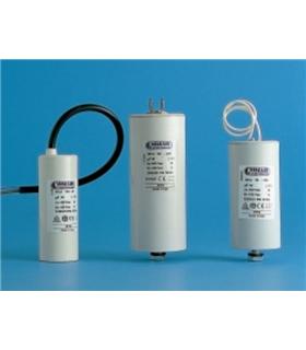 Condensador Arranque 20uF 450V c/ fios - 3520450