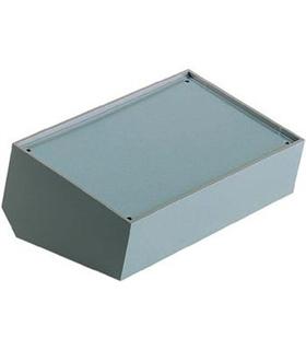 Teko 362 - Caixa Aluminio e base em Plastico ABS 161X97X61 - 362
