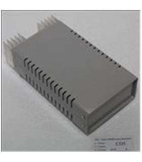 CD 5 - Caixa Aluminio com Dissipador 50x114x190 - CD5