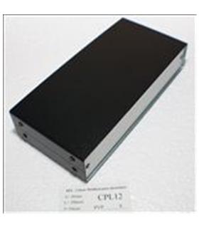 CPL 12 - Caixa Aluminio 40x206x94 - CPL12