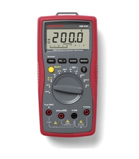 AM-530-EUR - Multimetro Digital Amprobe - AM530
