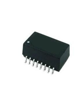 PH163112G - 10/100 Base SMD Transformer Module - PH163112G