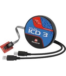 DV164035 - DEBUGGER, MPLAB ICD 3, DSPIC FOR PIC - DV164035