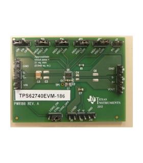 TPS62740EVM-186 - EVALUATION BOARD, TPS62740 BUCK CONVERTER - TPS62740EVM-186