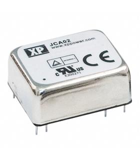 JCA0205D01 - CONVERTER, DC/DC, 2O/P, 2W +/-5V - JCA0205D01