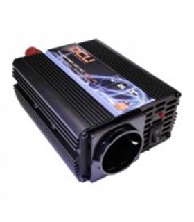 Conversor 24Vdc para 230Vac 600W com Fichas Usb 374124600M - PI60024USB