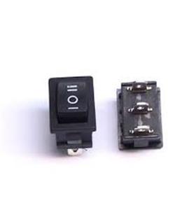 Interruptor Basculante Pequeno 3 Posições - 914BP3P