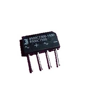 B500C2300-1500 - Pontes Rectificadoras 1.5A 500V - 16181.5A500